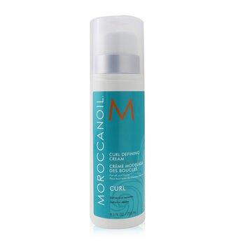摩洛哥坚果油  卷曲定型霜(卷发适用)  250ml/8.5oz