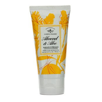 Caswell Massey Almond & Aloe Hand Cream  75ml/2.5oz