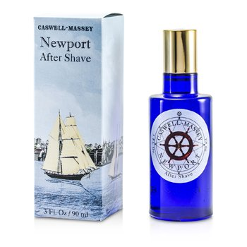 Caswell Massey Newport Splash Para Despu�s de Afeitar  90ml/3oz