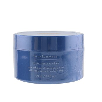 Bioelements Restorative Clay - M�scara Facial Refinadora de Poros  73ml/2.5oz