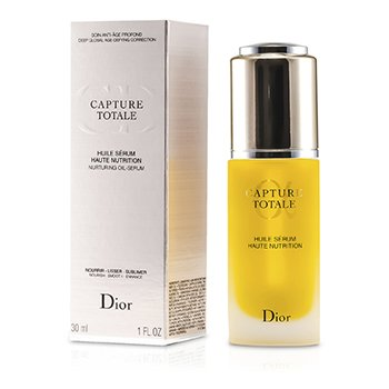 Christian Dior Soro Óleo Capture Totale Haute Nutrition Nurturing  30ml/1oz