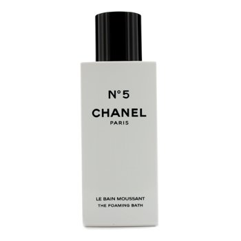 Chanel No.5 The Foaming Bath  200ml/6.8oz