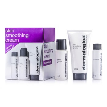 Dermalogica Skin Smoothing Cream Limited Edition Set: Skin Smoothing Cream 100ml + Special Cleansing Gel 50ml + Precleanse 30ml  3pcs