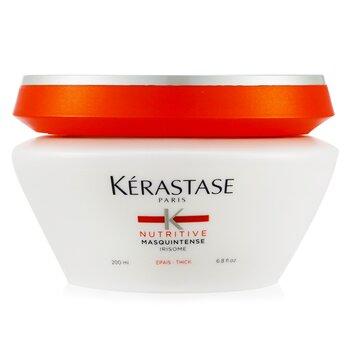 Kerastase Nutritive Masquintense Tratamiento Nutritivo Excepcionalmente Concentrado (Para Cabello Seco & Extremadamente Sensitis)  200ml/6.8oz