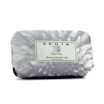 Zents Petal Ultra Rich Shea Butter Soap  163g/5.7oz