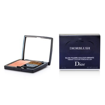 Christian Dior DiorBlush Rubor en Polvo Color Vibrante - # 553 Cocktail Peach  7g/0.24oz