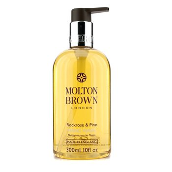 Molton Brown Żel do rąk Rockrose & Pine Hand Wash KBT001  300ml/10oz