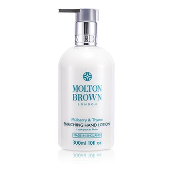 Molton Brown Mulberry & Thyme Loción de Manos Enriquecedora  300ml/10oz