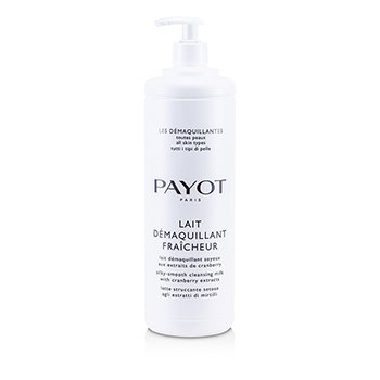 Payot Lait Demaquillant Fraicheur Silky-Smooth Cleansing Milk - P/ Todos os Tipos de Pele (Tamanho Profissional)  1000ml/33.8oz