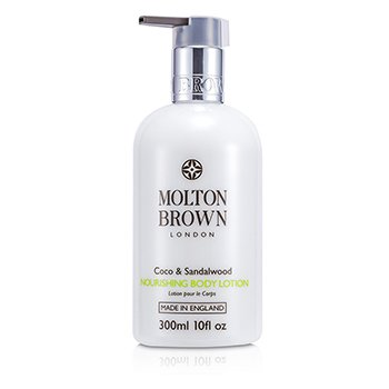 Molton Brown Coco & Sandalwood Loción Corporal Nutritiva  300ml/10oz