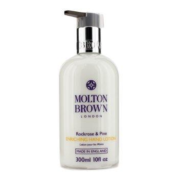 Molton Brown Rockrose & Pine Enriching Hand Lotion  300ml/10oz