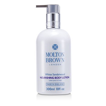 Molton Brown White Sandalwood Loțiune Hrănitoare de Corp  300ml/10oz