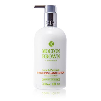 Molton Brown Lime & Patchouli Loción de Manos Enriquecedora  300ml/10oz