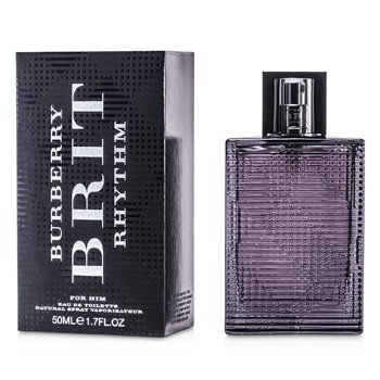 Burberry Brit Rhythm Eau De Toilette Spray  50ml/1.7oz