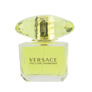 Versace Yellow Diamond Eau De Toilette Spray  90ml/3oz