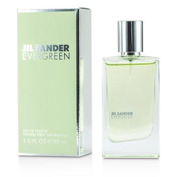 Jil Sander Evergreen Eau De Toilette Spray  30ml/1oz