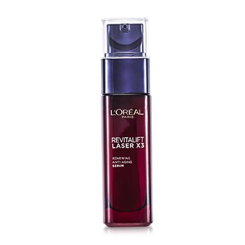 L'Oreal Revitalift Laser X3 Serum  30ml/1oz