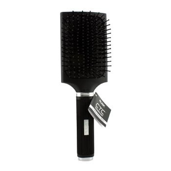 Rusk CTC Technology 11-Row Paddle Brush (Black)  1pc