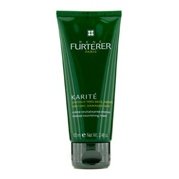 Rene Furterer Karite Intense Nourishing Mask (For Very Dry, Damaged Hair) (Tube)  100ml/3.46oz