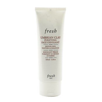 Fresh Umbrian Clay Mattifying Face Exfoliant - Normal to Oily Skin  100ml/3.3oz