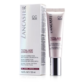 Lancaster Total Age Correction Crema Anti Envejecimiento Correcci�n de Color SPF15  30ml/1oz