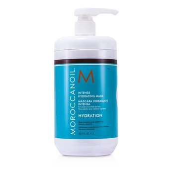 Moroccanoil Intense Hydrating Mask - For Medium to Thick Dry Hair (Salon Product)  1000ml/33.8oz