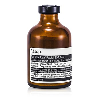 Aesop Tea Tree Leaf Facial Exfoliant  30g/1.1oz