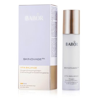 Babor Skinovage PX Vita Balance Oxygen Energizing Cream - Krim Wajah  50ml/1.7oz