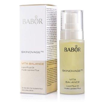 Babor Skinovage PX Vita Balance Lipid Plus Oil - Minyak Untuk Wajah (Untuk Kulit Kering)  30ml/1oz