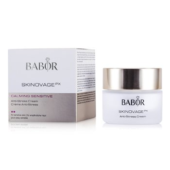Babor Skinovage PX Calming Sensitive Anti-Stress Cream - Krim Anti Stres(Untuk Kulit Sensitif)  50ml/1.7oz
