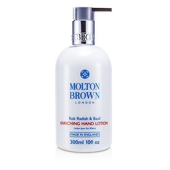 Molton Brown Rok Radish & Basil Enriching Hand Lotion  300ml/10oz