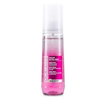 Goldwell Dual Senses Color Extra Rich Serum Spray - For Thick to Coarse Color-Treated Hair (Salon Product)  150ml/5oz