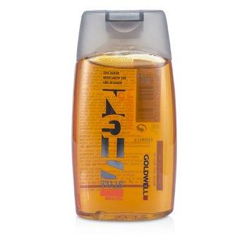 Goldwell Style Sign Texture Hardliner 5 Acrylic Gel (Salon Product)  150ml/5oz