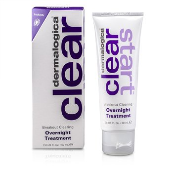 Dermalogica Clear Start Breakout Clearing Tratamiento para la Noche  60ml/2oz