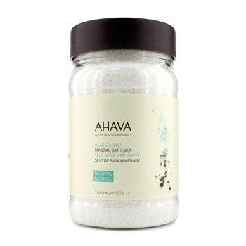 Ahava Deadsea Salt Sal Natural de Ba�o del Mar Muerto  907g/32oz