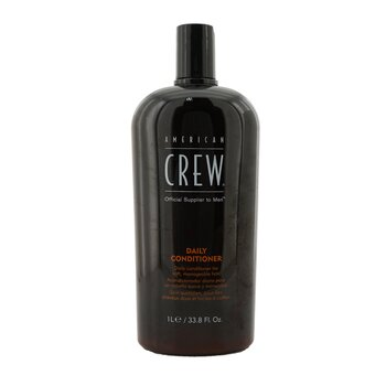American Crew Men Daily Conditioner (For Soft, Manageable Hair)  1000ml/33.8oz