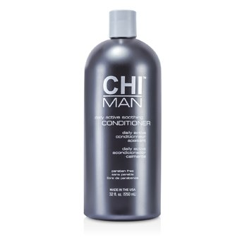 CHI Man Daily Active Soothing Conditioner  950ml/32oz