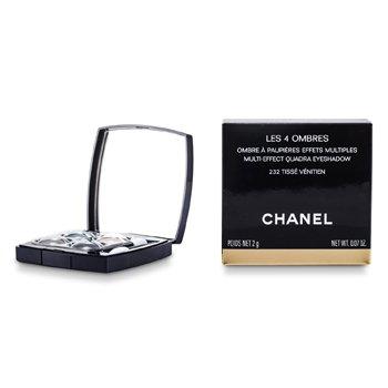 Chanel 4 Kölgə Göz Makiyajı - No. 232 Tisse Venitien  2g/0.07oz