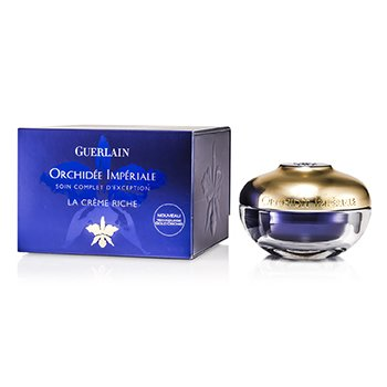 Guerlain Orchidee Imperiale Exceptional Complete Care The Rich Cream (New Gold Orchid Technology)  50ml/1.6oz