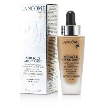 Lancome Miracle Air De Teint Fluido Perfeccionante SPF 15 - # 01 Beige Albatre  30ml/1oz