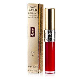Yves Saint Laurent Gloss Volupte - # 207 Rouge Velours  6ml/0.2oz