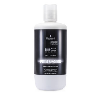 Schwarzkopf BC Fibre Force Fortifier Treatment (For Extremely Damaged Hair)  750ml/24.4oz