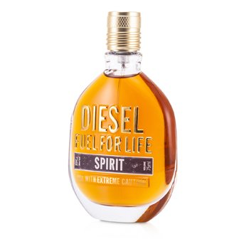 Diesel Fuel For Life Spirit Eau De Toilette Spray  75ml/2.5oz