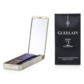 Guerlain Ecrin 2 Couleurs Colour Fusion Eyeshadows - # 09 Two Vip  2x2g/0.07oz