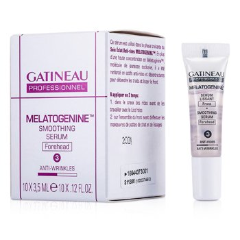 Gatineau Melatogenine Suero Suavizante de Frente (Tama�o Sal�n)  10x3.5ml/0.12oz