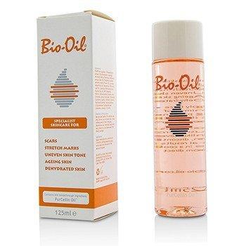 Bio-Oil Bio-Oil (Pentru Cicatrici, Vergeturi, Piele cu Nuanță Neuniformă, Îmbătrânită și Deshidratată)  125ml/4.2oz