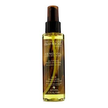 אלטרנה Bamboo Smooth Kendi Oil Dry Oil Mist מיסט שמן יבש (עבור סוגי שיער בינוני)  125ml/4.2oz