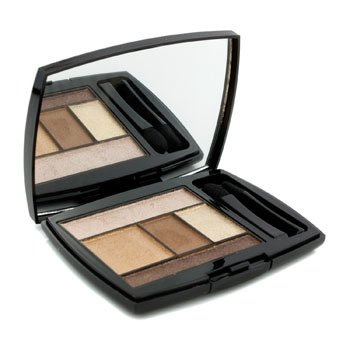 Lancome Color Design 5 Shadow & Liner Palette - # 101 Bronze Amour (US Version)  4g/0.141oz