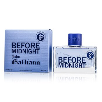 John Galliano Before Midnight Loción Para Después de Afeitar  100ml/3.3oz