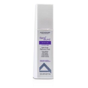 AlfaParf Semi Di Lino Moisture Split Ends Recovery Fluid (For Dry Hair)  125ml/4.22oz